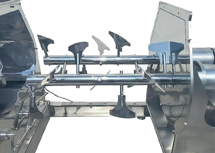 lenis-industrial-food-grade-open-type-twin-shaft-paddle-mixers-blenders