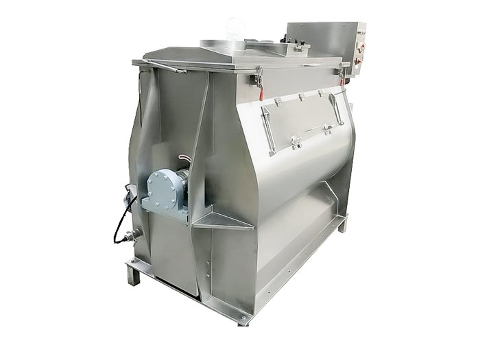 lenis-industrial-food-grade-siingle-shaft-paddle-mixers-blenders