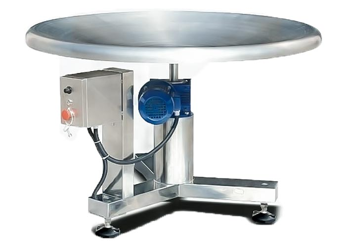lenis-pouch-packaging-machine-rotary-collection-table