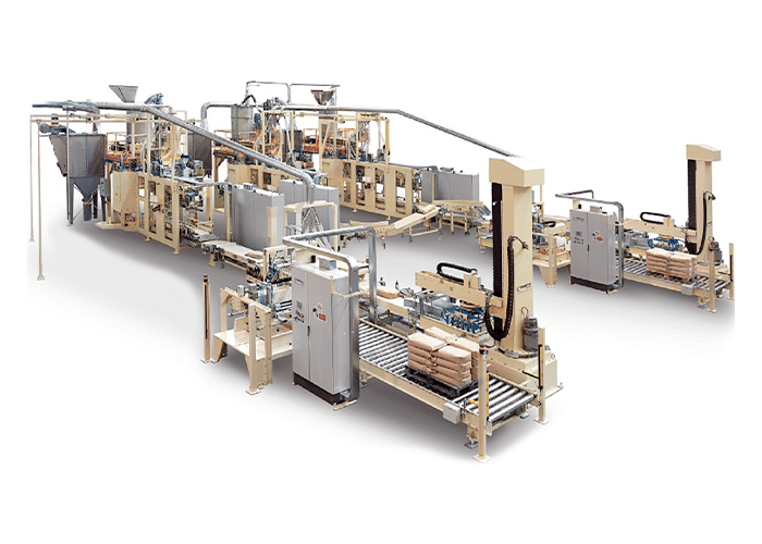 Full Turnkey Packaging Lines
