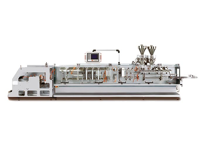 Horizontal Form, Fill & Seal (HFFS) Pouch Packaging Machines