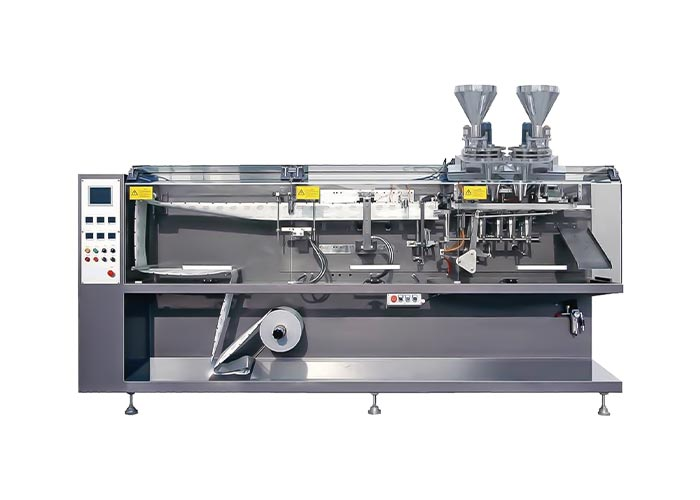 Horizontal Form, Fill & Seal (HFFS) Flatpack Packaging Machines