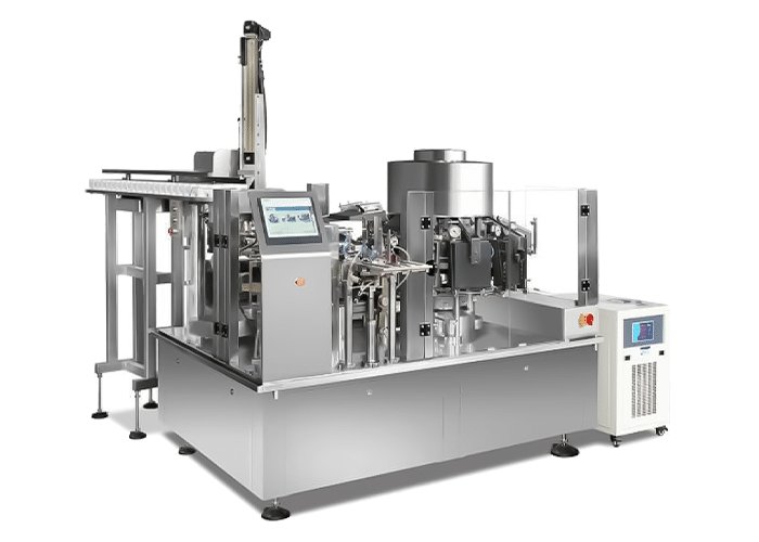 Pouch Packaging Machines 15