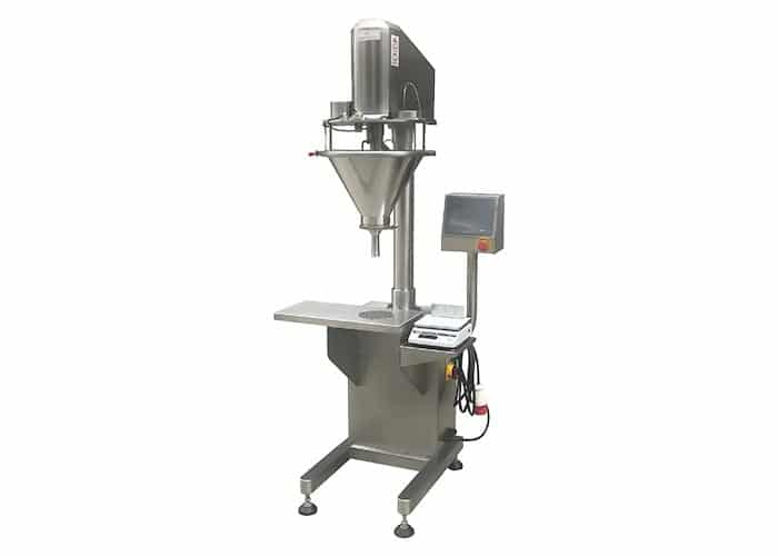 Semi-Automatic Auger Powder Filling Machines