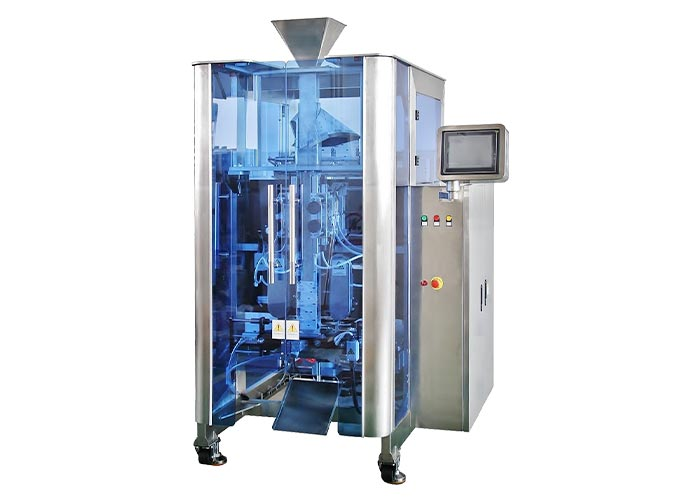 Vertical Form, Fill & Seal VFFS Pouch Packaging Machines